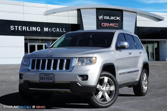 2013 Jeep Grand Cherokee Overland >> Pre Owned 2013 Jeep Grand Cherokee Overland Four Wheel Drive Suv Offsite Location