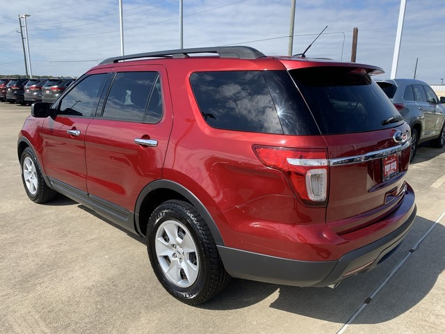Pre-Owned 2014 Ford Explorer Base