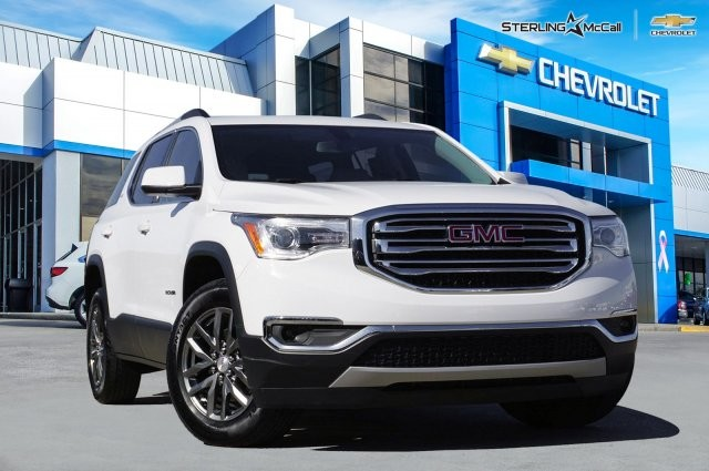 Sterling Mccall Gmc >> Pre Owned 2019 Gmc Acadia Slt Front Wheel Drive Suv Offsite Location