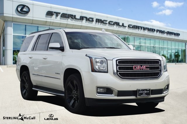 2015 Gmc Yukon Slt >> Pre Owned 2015 Gmc Yukon Slt Four Wheel Drive Suv Offsite Location