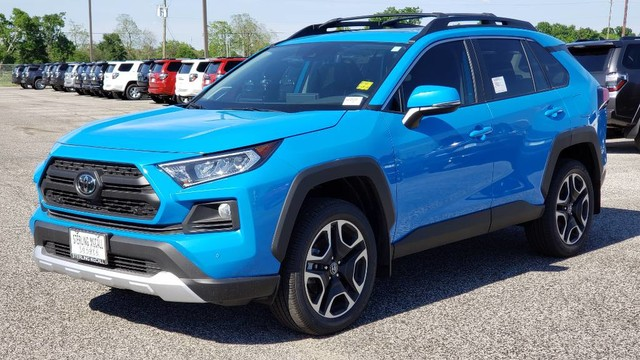 New 2019 Toyota RAV4 Adventure AWD