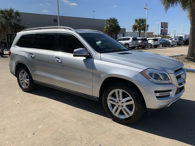 Pre-Owned 2016 Mercedes-Benz GL 450 4MATIC®