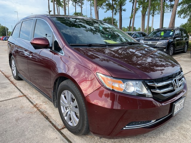 Pre-Owned 2017 Honda Odyssey EX-L W/ RES