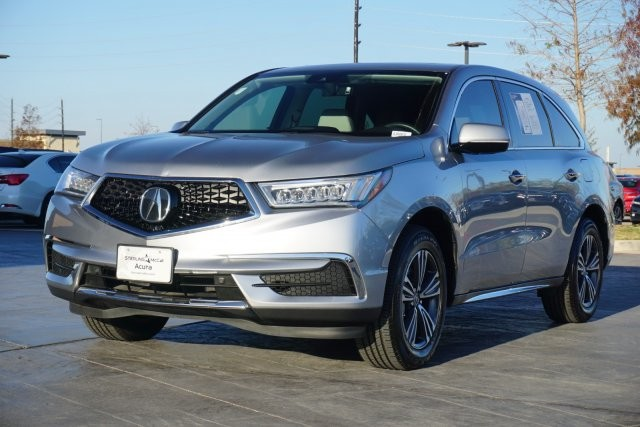 Pre-Owned 2018 Acura MDX SUV