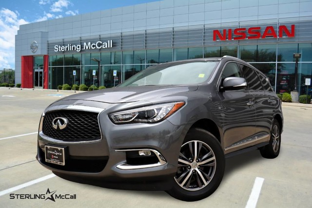 Pre-Owned 2017 INFINITI QX60 AWD w/ Premium Package