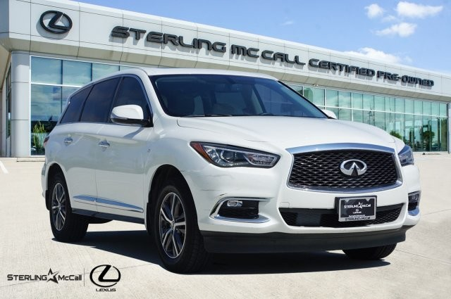 Infiniti Suv 2017 >> Pre Owned 2017 Infiniti Qx60 Front Wheel Drive Suv Offsite Location