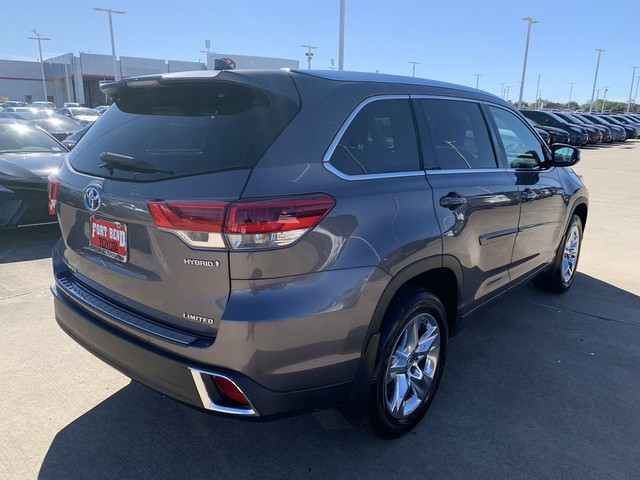 Certified Pre-Owned 2018 Toyota Highlander Hybrid Limited