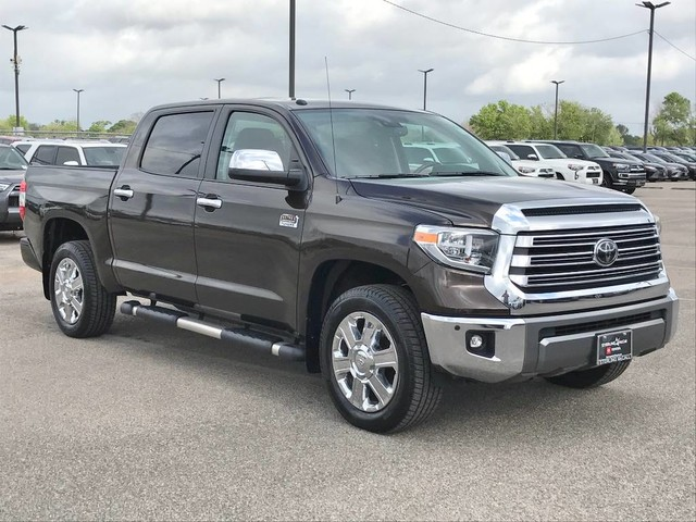 Certified Pre-Owned 2018 Toyota Tundra 4WD 1794 Edition