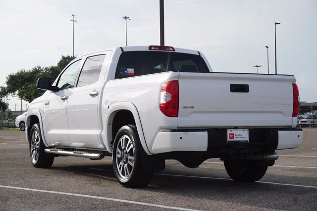 Certified Pre-Owned 2019 Toyota Tundra 4WD Platinum