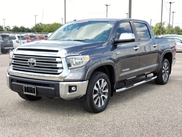 Certified Pre-Owned 2018 Toyota Tundra 2WD Limited