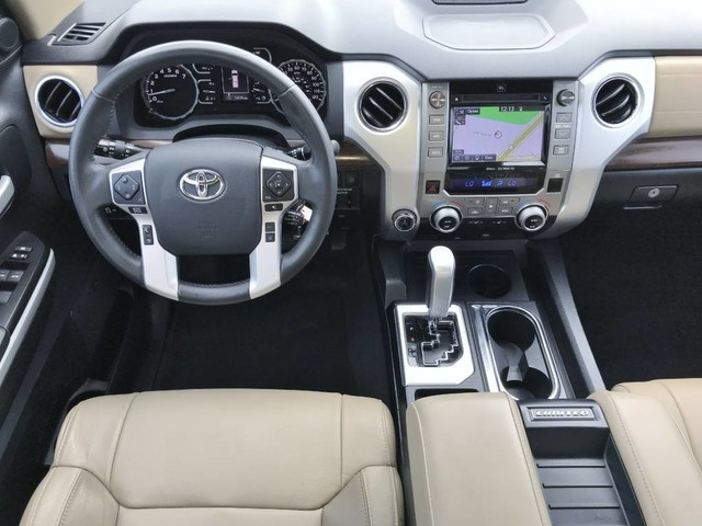 Certified Pre-Owned 2018 Toyota Tundra 4WD Limited