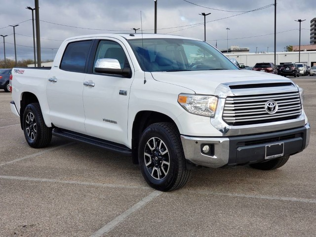 Certified Pre-Owned 2017 Toyota Tundra 4WD Limited
