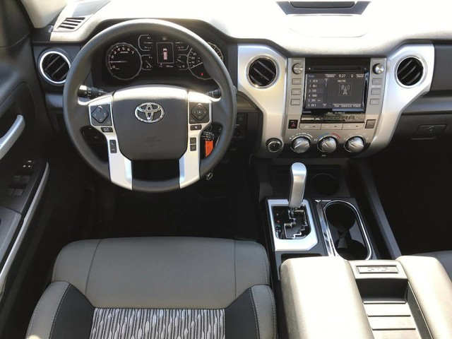 New 2019 Toyota Tundra 4WD SR5 Double Cab 6.5' Bed 5.7L FFV