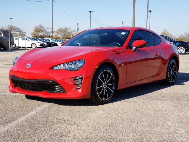 Certified Pre-Owned 2017 Toyota 86 Rear Wheel Drive Coupe - In-Stock