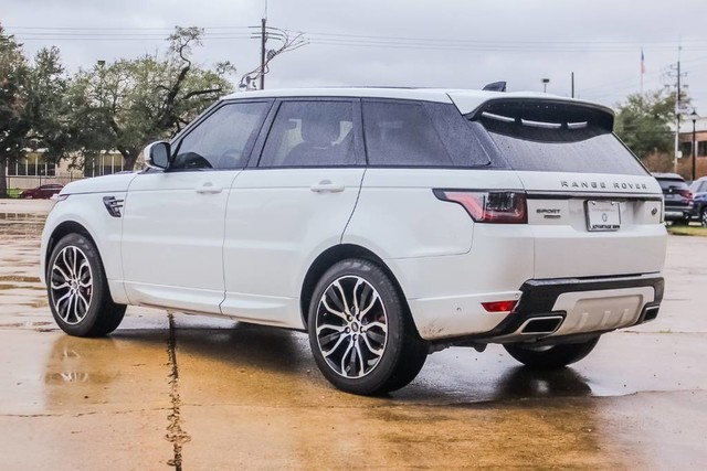 Pre-Owned 2018 Land Rover Range Rover Sport Dynamic