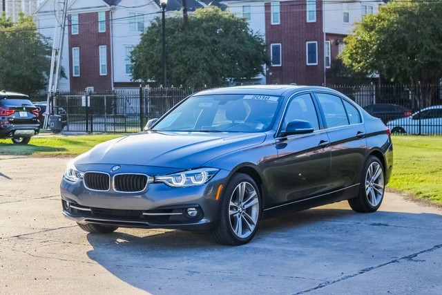 Pre-Owned 2018 BMW 3 Series 330i xDrive AWD SPORT CONV BSM