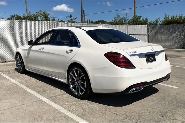 Pre-Owned 2020 Mercedes-Benz S-Class S 450