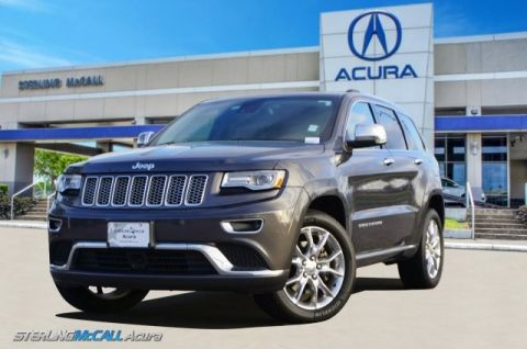 Pre-Owned 2015 Jeep Grand Cherokee Summit