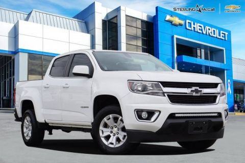 Pre-Owned 2017 Chevrolet Colorado 2WD LT
