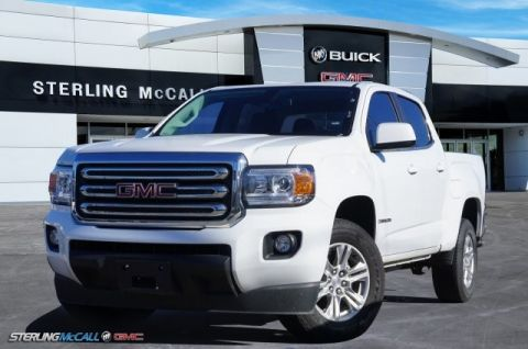 Pre-Owned 2019 GMC Canyon 2WD SLE