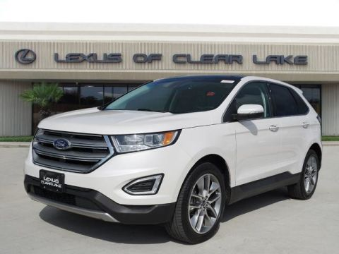 Pre-Owned 2018 Ford Edge NAV, FORD SAFE AND SMART PACKAGE