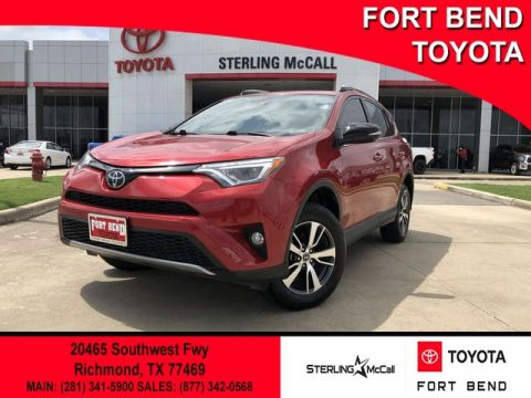 Certified Pre-Owned 2017 Toyota RAV4 SE Front Wheel Drive SUV - Offsite Location