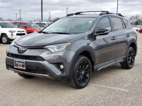 Certified Pre-Owned 2018 Toyota RAV4 Adventure All Wheel Drive SUV - In-Stock
