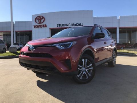 Certified Pre-Owned 2017 Toyota RAV4 LE Front Wheel Drive SUV - Offsite Location