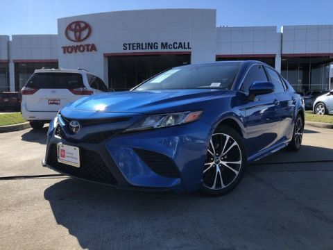 Certified Pre-Owned 2018 Toyota Camry SE Front Wheel Drive Sedan - Offsite Location