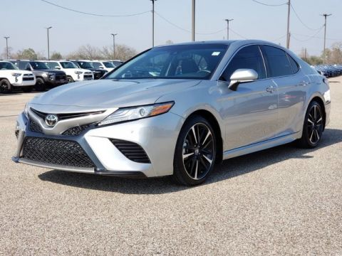 Certified Pre-Owned 2018 Toyota Camry XSE Front Wheel Drive Sedan - In-Stock