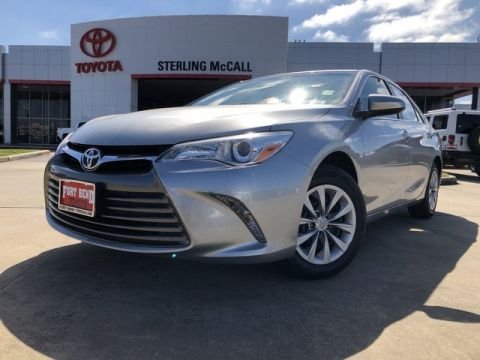 Certified Pre-Owned 2017 Toyota Camry LE Front Wheel Drive Sedan - Offsite Location