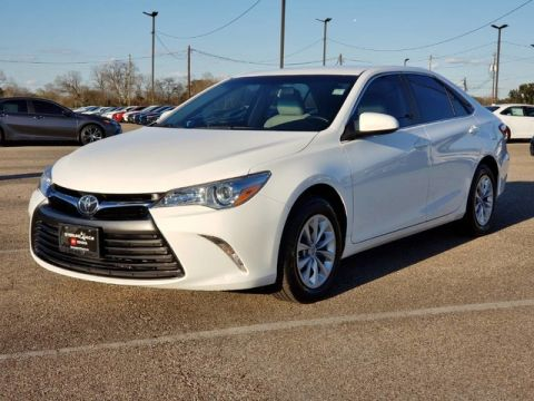 Certified Pre-Owned 2016 Toyota Camry LE Front Wheel Drive Sedan - In-Stock