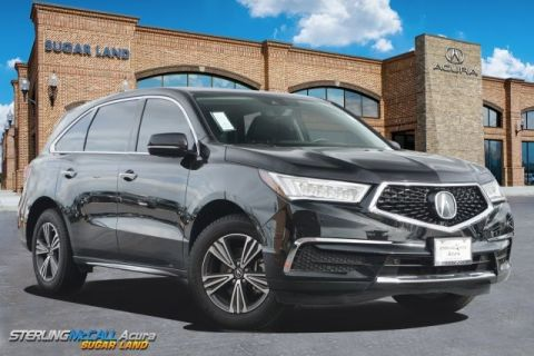 Pre-Owned 2017 Acura MDX SUV