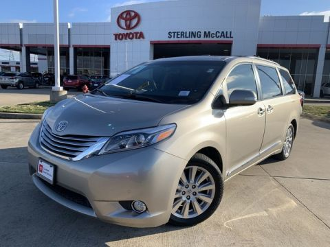 Certified Pre-Owned 2017 Toyota Sienna Limited Premium Front Wheel Drive Minivan/Van - Offsite Location