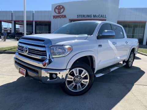 Certified Pre-Owned 2017 Toyota Tundra 4WD 1794 Edition Four Wheel Drive Pickup Truck - Offsite Location