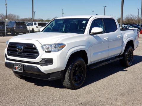 Certified Pre-Owned 2019 Toyota Tacoma 2WD SR5 Rear Wheel Drive Pickup Truck - In-Stock