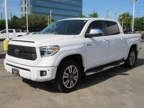 New 2020 Toyota Tundra 4WD Platinum CrewMax 5.5' Bed 5.7L (Natl)