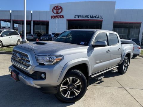 Certified Pre-Owned 2017 Toyota Tacoma TRD Sport Rear Wheel Drive Pickup Truck - Offsite Location
