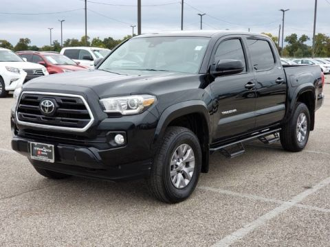 Certified Pre-Owned 2018 Toyota Tacoma SR5 Rear Wheel Drive Pickup Truck - In-Stock
