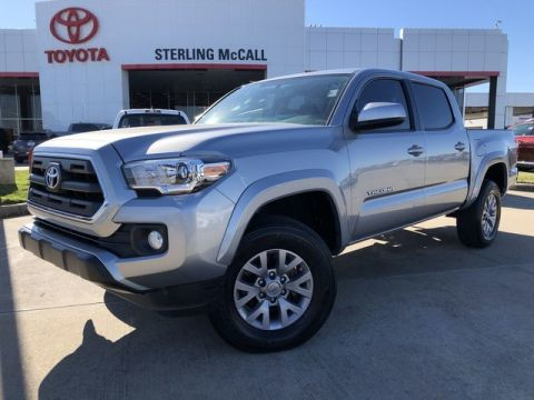 Certified Pre-Owned 2017 Toyota Tacoma SR5 Rear Wheel Drive Pickup Truck - Offsite Location