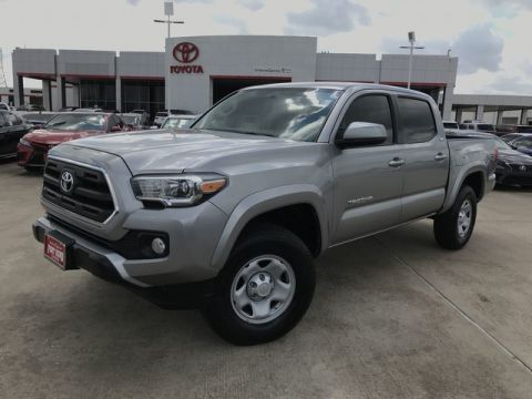 Certified Pre-Owned 2017 Toyota Tacoma SR5 **CPO**4X4**BACKUP CAMERA Four Wheel Drive Pickup Truck - Offsite Location
