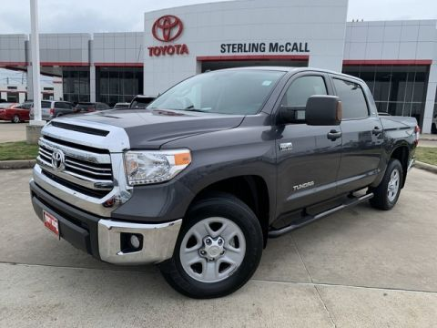 Certified Pre-Owned 2017 Toyota Tundra 4WD SR5 Four Wheel Drive Short Bed - Offsite Location