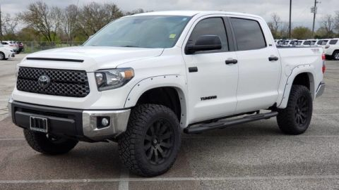 New 2019 Toyota Tundra 4WD SR5 CrewMax 5.5' Bed 5.7L - LIFTED
