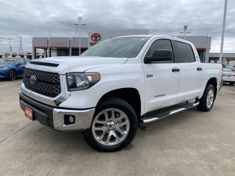 Certified Pre-Owned 2019 Toyota Tundra 4WD SR5 Four Wheel Drive Short Bed - Offsite Location