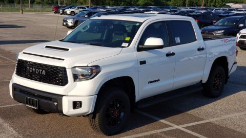 New 2019 Toyota Tundra 4WD TRD Pro CrewMax 5.5' Bed 5.7L