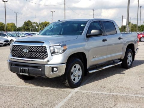 Certified Pre-Owned 2019 Toyota Tundra 2WD SR5 Rear Wheel Drive Pickup Truck - In-Stock