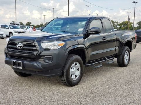 Certified Pre-Owned 2017 Toyota Tacoma SR Rear Wheel Drive Pickup Truck - In-Stock