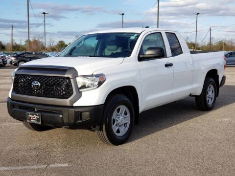 Certified Pre-Owned 2020 Toyota Tundra 2WD SR Rear Wheel Drive Pickup Truck - In-Stock