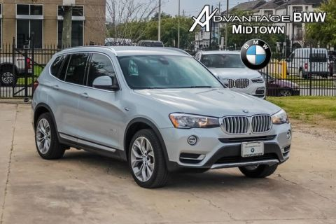 Pre-Owned 2017 BMW X3 sDrive28i RWD