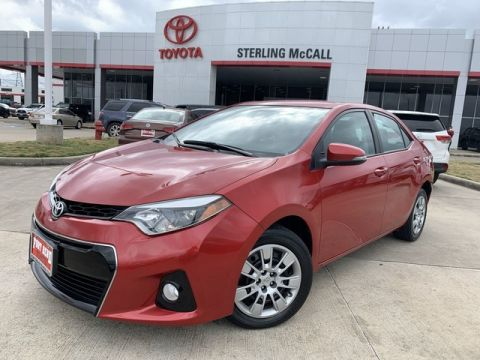 Certified Pre-Owned 2016 Toyota Corolla S Front Wheel Drive Sedan - Offsite Location